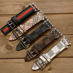 Accessories - Apple Watch Band Genuine Leather